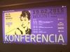 Konferencia Cesta môjho talentu, 19.2.2016 Sidorovo