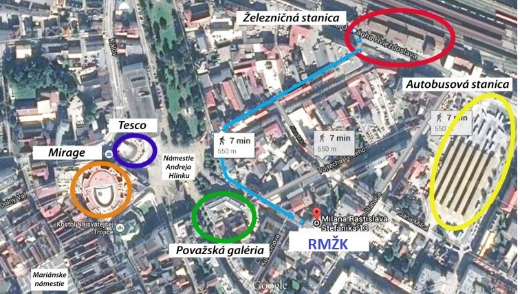 mapa_rada_mladeze_zilinskeho_kraja