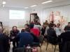 Vidiecka mládež v Oravskej Polhore, mladí a poslanci, 4.3.2017