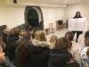 Vidiecka mládež v Oravskom Veselom, mládež diskutuje o ich živote v obci, 24.2.2017