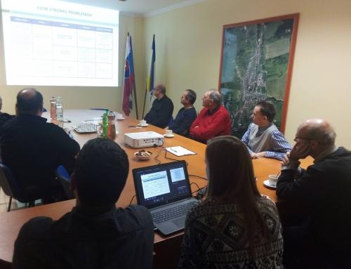 Ďalšie stretnutie v Likavke, tentokrát s vedením obce