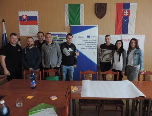 Záleži nám na bezpečnosti a spoločenskom živote v obci Oravská Jasenica
