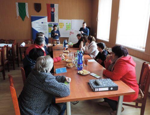 V Oravskej Jasenici sme diskutovali aj o tom aká je dôležitá informovanosť