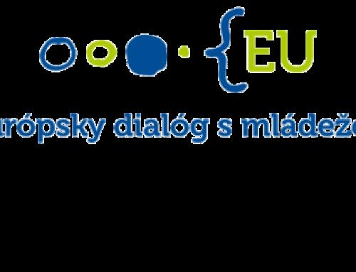 Európsky dialóg s mládežou- dotazník