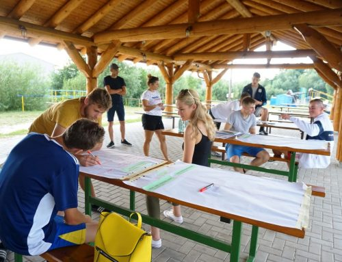Mladí futbalisti v Kamennej Porube sa nedali zahanbiť.