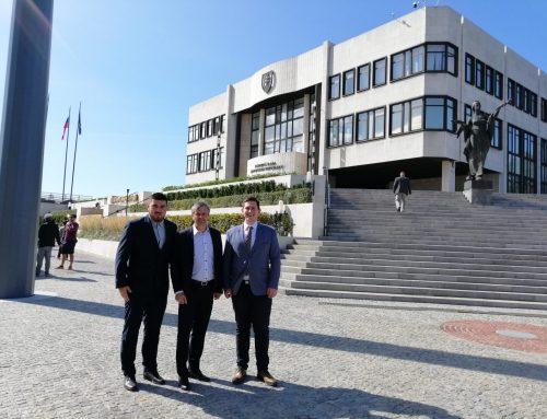 Naša stáž v Národnej rade Slovenskej republiky