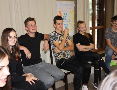 Mládež z rád mládeže obci naštartovaná