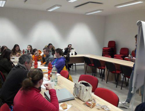 Mládež v Lokci začína navrhovať aktivity na riešenie problémov v oblasti práce s mládežou.