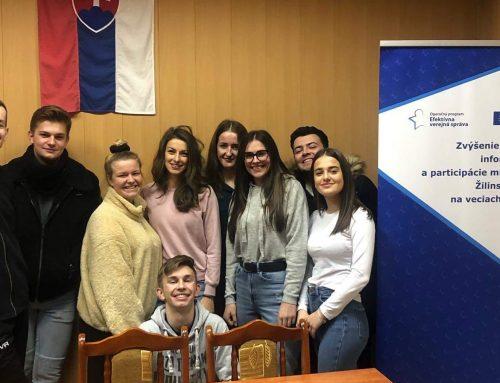 """Obecná rada Jasienka """"finishuje"""" Koncepciu pre prácu s mládežou na roky 2020-2027"""