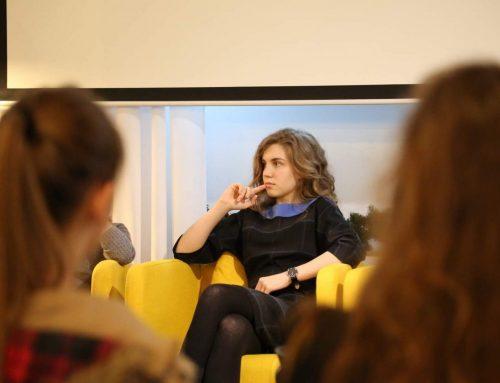 """""""Ak ste sa niekam dostali, dokážete sa dostať aj ďalej a vyššie,"""" hovorí Valeria Andrienko"""