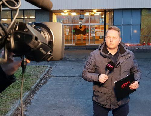 Nebojte sa spoznávať a neustále vzdelávať, odkazuje reportér Erik Vrábel