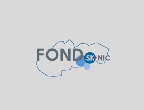 Výzva Fondu SK-NIC pre malé projekty spustená
