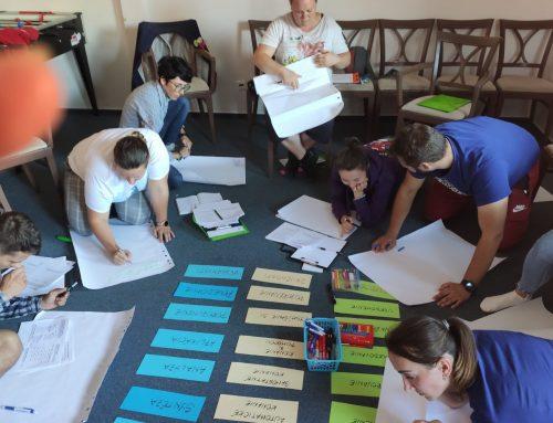 Noví lektori pre vzdelávanie na polceste