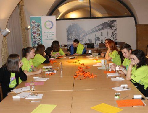 Vzdelávací modul- motivácia mladých ľudí