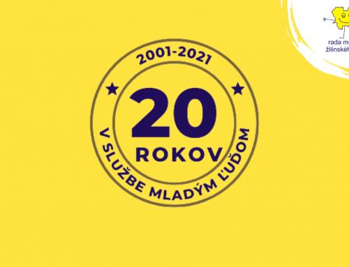 V RMŽK sa písal rok 2001 a 2002. Tak sme začínali.
