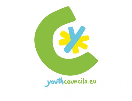 Výherné logo na www.youthcouncils.eu