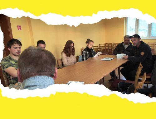 V Podhradí pokračuje spolupráca mladých a vedenia obce