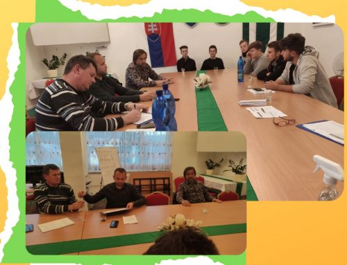 Spolupráca mladých a vedenia obce v Rabči